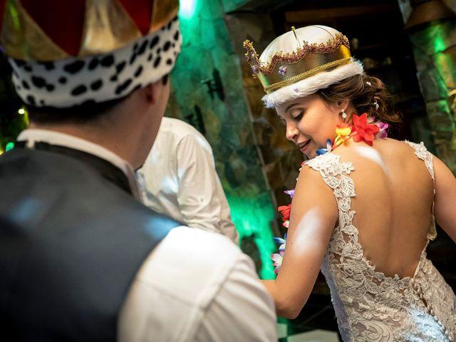 El matrimonio de Mario y María José en San José de Maipo, Cordillera 36