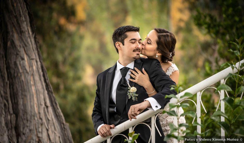 El matrimonio de Mario y María José en San José de Maipo, Cordillera