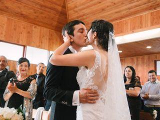 El matrimonio de Nataly y Patricio
