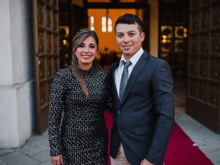 El matrimonio de Paulina y Victor 2