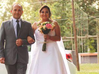 El matrimonio de Alejandra y Ignacio 1