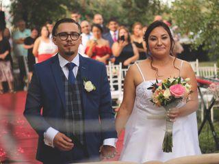 El matrimonio de Alejandra y Ignacio 2