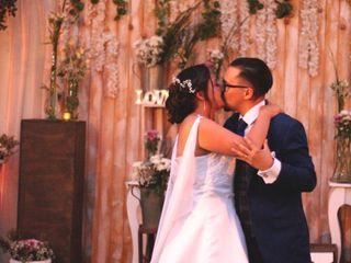 El matrimonio de Alejandra y Ignacio