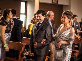 El matrimonio de Constanza y Jorge 2