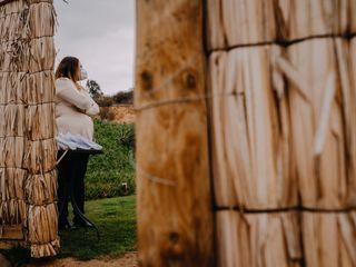 El matrimonio de Tamara y Gustavo 3