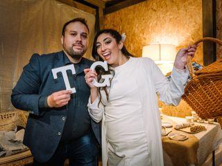 El matrimonio de Tamara y Gustavo