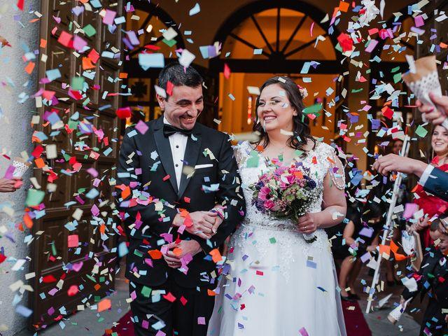 El matrimonio de Paulina y Victor