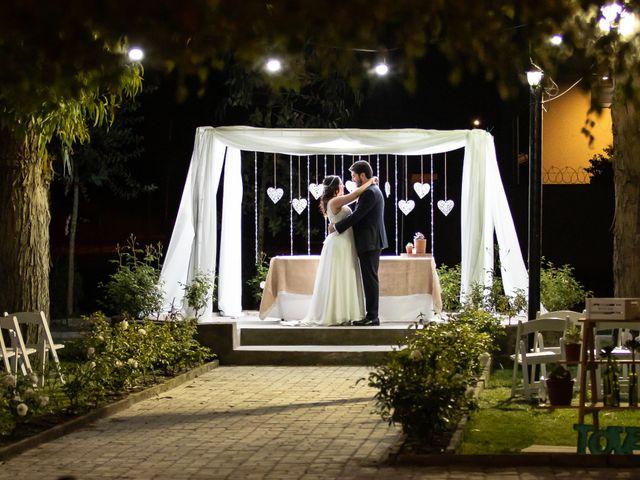 El matrimonio de Karla y Ignacio