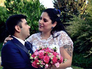 El matrimonio de Gabriela y Isaias