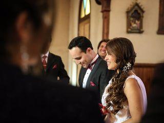 El matrimonio de Katherine y Nicolás 3