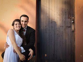 El matrimonio de Katherine y Nicolás