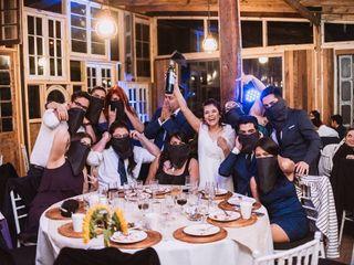 El matrimonio de Karla y Cristian 3