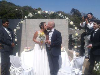El matrimonio de Katherine y Alex