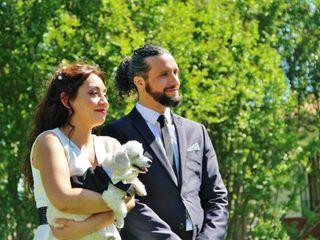 El matrimonio de Andrés y Karen