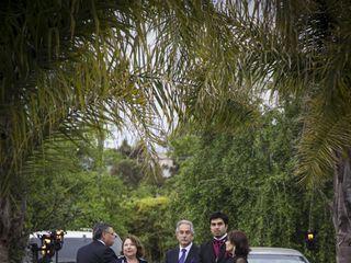 El matrimonio de Karla y Sebastián 2