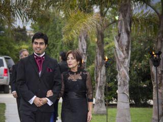 El matrimonio de Karla y Sebastián 3