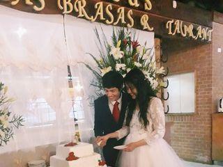 El matrimonio de Ismael y Cecilia  1