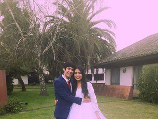 El matrimonio de Ismael y Cecilia  2