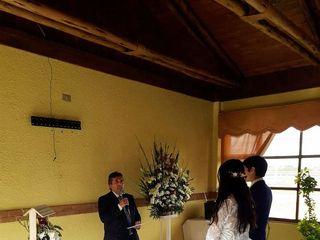 El matrimonio de Ismael y Cecilia  3