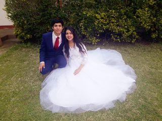 El matrimonio de Ismael y Cecilia