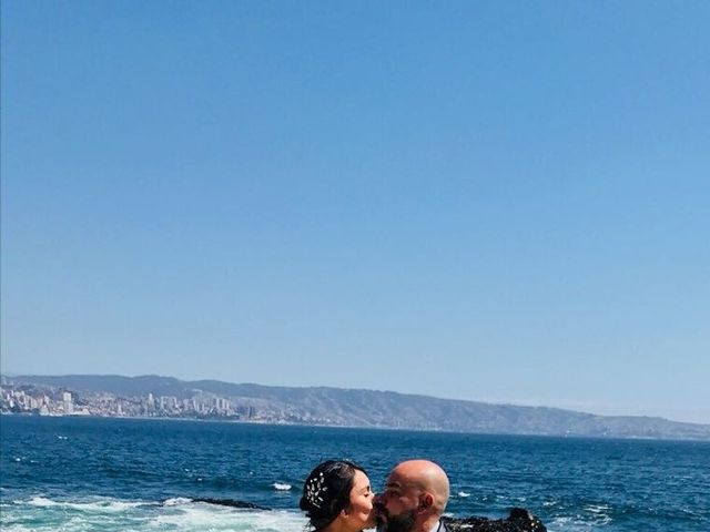 El matrimonio de Alex y Katherine en Viña del Mar, Valparaíso 1
