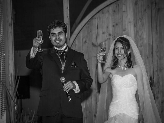El matrimonio de Karla y Sebastián