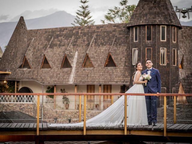 El matrimonio de Connie y Joaquin