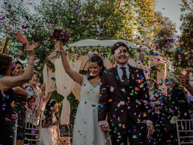 El matrimonio de Mauricio y Nicolle