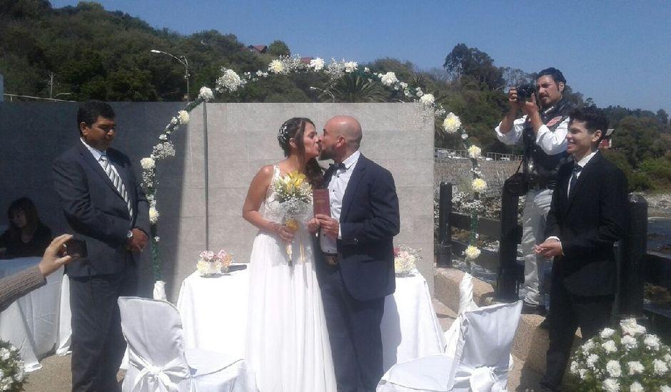 El matrimonio de Alex y Katherine en Viña del Mar, Valparaíso