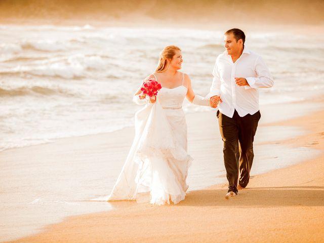 El matrimonio de Gilliant y Cristian