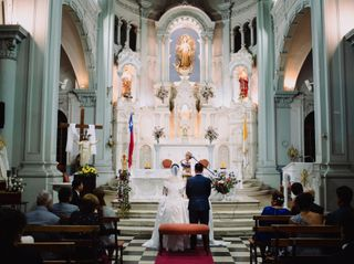 El matrimonio de Chris y Rene 2