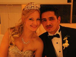 El matrimonio de Monika Anna y Juan Carlos 1