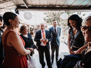 El matrimonio de Marian y Pabla 2