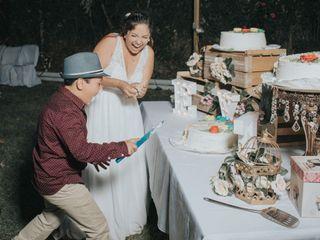 El matrimonio de Francisco y Evelyn 3
