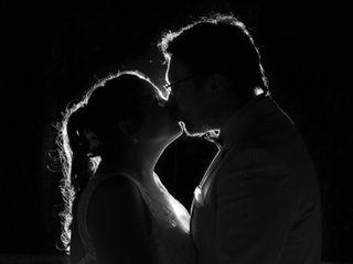 El matrimonio de Francisco y Evelyn
