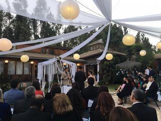 El matrimonio de Cristian Gonzalez Molina y Judith Quiroz Valladares 1