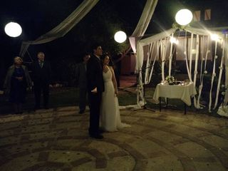 El matrimonio de Cristian Gonzalez Molina y Judith Quiroz Valladares 2