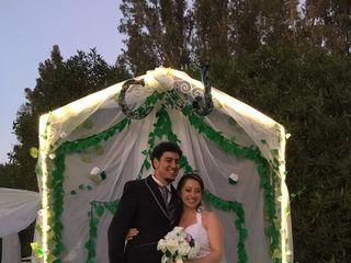 El matrimonio de Cristian Gonzalez Molina y Judith Quiroz Valladares 3