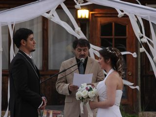 El matrimonio de Cristian Gonzalez Molina y Judith Quiroz Valladares