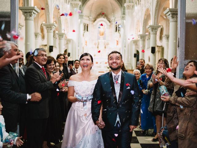El matrimonio de Chris y Rene