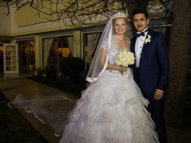El matrimonio de Monika Anna y Juan Carlos