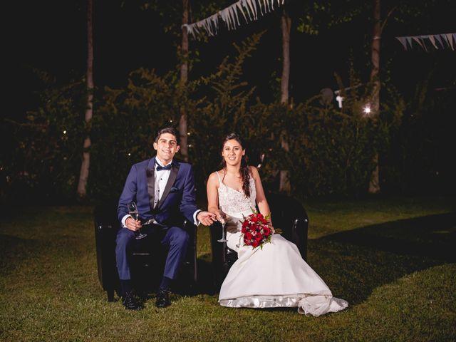 El matrimonio de Francisca y Nelson