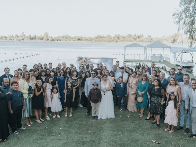 El matrimonio de Evelyn y Francisco en Quillón, Ñuble 4