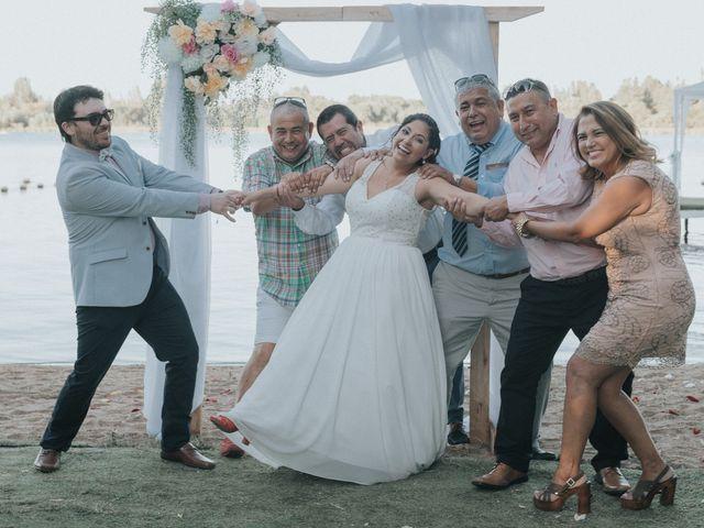 El matrimonio de Evelyn y Francisco en Quillón, Ñuble 10