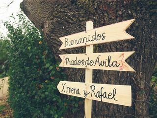 El matrimonio de Ximena y Rafael 1