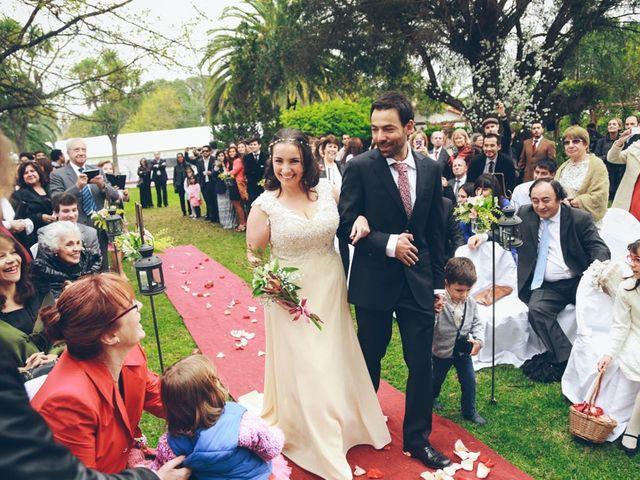 El matrimonio de Rafael y Ximena en El Monte, Talagante 1