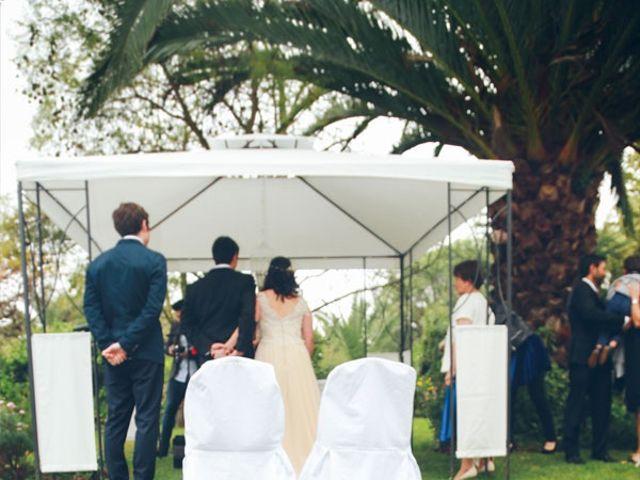 El matrimonio de Rafael y Ximena en El Monte, Talagante 9