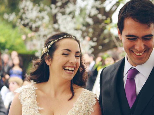 El matrimonio de Rafael y Ximena en El Monte, Talagante 10