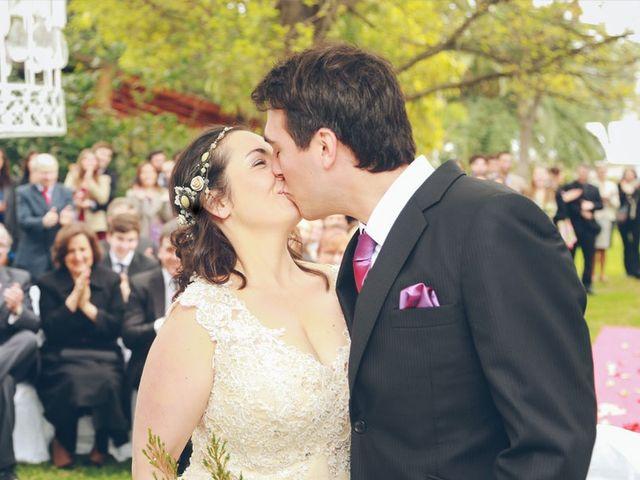 El matrimonio de Rafael y Ximena en El Monte, Talagante 13