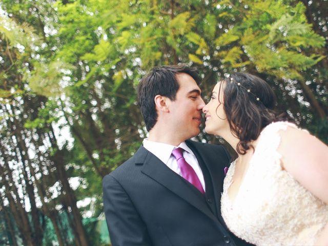 El matrimonio de Rafael y Ximena en El Monte, Talagante 19